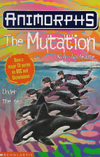 Acceptable, The Mutation (Animorphs), Applegate, Katherine, Book