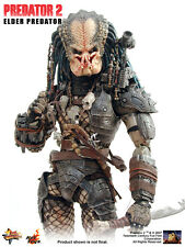 Hot Toys MMS 48 Predator 2 Elder Predator SUPER RARE! LOW PRICE!