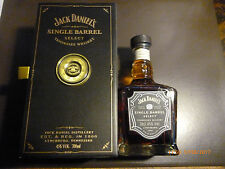 "Jack Daniels Single Barrel ""Safe""  70 cl, 45% Vol"