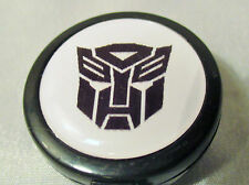 TRANSFORMERS - ID Badge Reel Holder work card BASEball Large Face belt clip