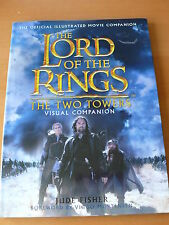 """ The Lord of the Rings: The Two Towers, Visual Companion. "" Signed 1st Edition"