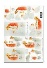 Toller LeSuh 3D Motivbogen Etappenbogen 3D Bild Kommunion / Konfirmation (179)