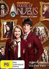 House Of Anubis : House of Clues : Season 2 : Vol 2 (DVD, 2013) - Brand New