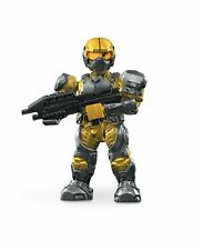 Halo Mega Bloks Single Figures UNSC MARINE (Yellow)
