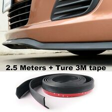Bumper Lip Deflector Lip Skirt Spliter For Car Front Tuning Change Body Kit GH01