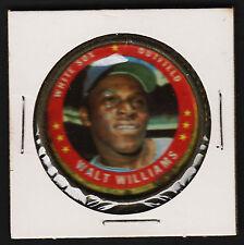 1971 Topps Baseball Coin #36 Walt Williams Whitesox