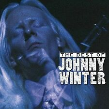Best of Johnny Winter [Columbia/Legacy] by Johnny Winter (CD, Jan-2002,...