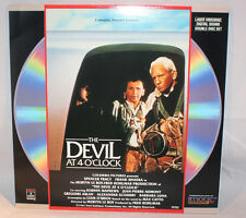 Laserdisc [2] * The Devil at 4 O'Clock * Spencer Tracy Frank Sinatra Extended