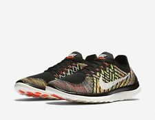 Nike Free FLYKNIT 4.0 BNIB UK 10.5 EU 45.5 Gym Running RRP £89.99 Multi