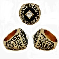 1968 Detroit Tigers World Series Championship Ring Heavy Solid SIZE 11