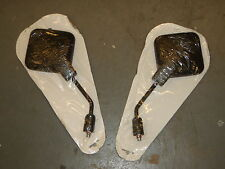 MOTORCYCLE WING MIRRORS