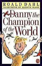 Danny the Champion of the World by Roald Dahl (1998, Paperback)