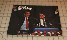FIRST MONDAY (August 1980) Republican National Committee RNC Magazine