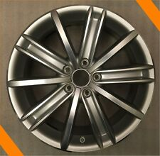 1x Original VW Tiguan Alufelge 18 NEW YORK Alu Felge alloy Rim wheel 5N0601025AF