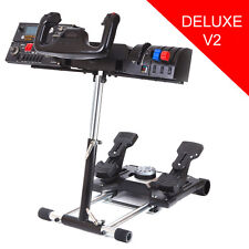 Wheel Stand Pro for Saitek Pro Flight Yoke System and Logitech G29/G27-Deluxe V2