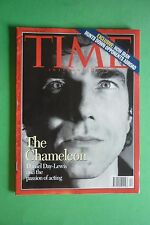TIME MARCH 21 1994 THE CHAMELEON DANIEL DAY LEWIS AND THE PASSION OF ACTING