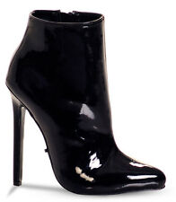 "Highest heel 'Hottie 31 '  Size 13 black 5 1/4"" heels"
