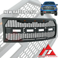 09-14 Ford F-150 Paramount 41-0158 2017 Raptor Style ABS Mesh Grille.