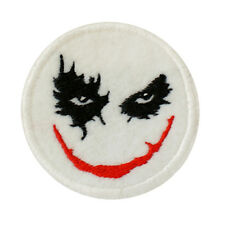 The Joker  Iron on Sew On Embroidered Appliqué Felt Patch Batman Comic Books