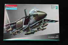 YH012 MONOGRAM 1/72 maquette avion 5434 F-15 Strike Eagle US air force