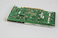 NVIDIA Quadro FX1800 CAD Graphics Card - 2x Displayport + 1x DVI - Grafikkarte