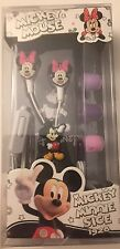 Mickey Mouse with Minnie  Cartoon 3.5mm Earphones Earbuds mp3 smartphones ipodCC