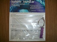 Soundtraxx Soundcar Sound Decoder NEW !!  829100 Bob The Train Guy