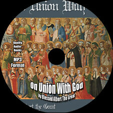 On Union With God, by Blessed Albert The Great, On 2 Audio CDs