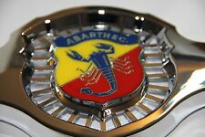 CLASSIC FIAT 500 595 695 ABARTH FRONT BADGE EMBLEM BRAND NEW