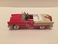 TEXACO FIRE CHIEF 1955 Chevy Bel Air Die Cast Gearbox Collectibles Pedal Car