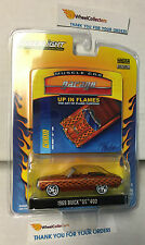 Greenlight * 1969 Buick GS 400 * Brown * Muscle Car Garage Flames * N22