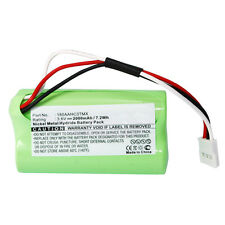 2000mAh 180AAHC3TMX, 993-000459 Battery for Logitech S315i, S715i, Z515 Speakers