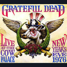 Live at the Cow Palace: New Years Eve 1976 The Grateful Dead Audio CD