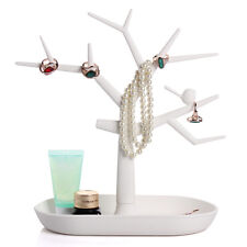 Jewelry Necklace Ring Earring Tree Stand Display Organizer Holder Show Rack BE