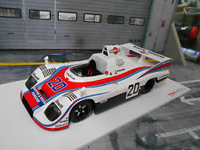 PORSCHE 936 /76 Turbo #20 WM Le Mans Se 1976 Jacky Ickx Martini Racing TSM 1:18