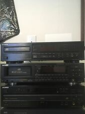 sony cdp c15esd 10 disc magazine cd player