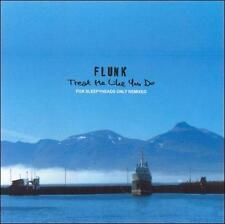 Treat Me Like You Do by Flunk (CD, Sep-2010, Beat Service)