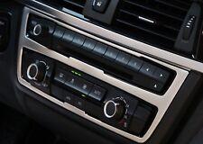 BMW 3 F30 F35 Radio y Clima Mostrar Uso De La Cubierta