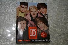 BOOK: ONE DIRECTION - Dare to Dream : Life as One Direction - COLOR PHOTOS