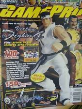 GamePro Magazine #163 April 2002 - Virtua Fighter 4, NBA Street, Jet Set Radio F