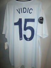 Manchester United 2008-2009 Vidic CL Final Football Shirt XXL /15212 BNWT
