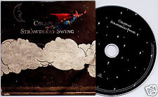 COLDPLAY Strawberry Swing 2009 UK 3-trk promo-only CD