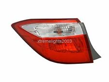 TOYOTA COROLLA 2014-2016 LEFT DRIVER OUTER TAIL LIGHT TAILLIGHT REAR LAMP