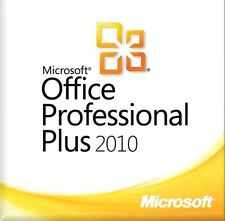 Microsoft Office Professional Plus 2010 Llave con chatarra y vínculo de descarga original