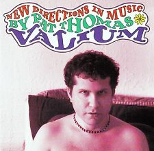 PAT THOMAS - NEW DIRECTIONS IN MUSIC BY PAT THOMAS : VALIUM / CD - NEUWERTIG