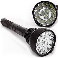 15x UltraFire CREE XML T6 LED 18000Lm Torcia Elettrica Caccia Lampada 5Modes
