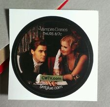 VAMPIRE DIARIES REBEKAH TABLE IN PAST STEFAN  GET GLUE STICKER