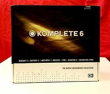 Native Instruments Collection KOMPLETE AUDIO 6 UPDATE (software)