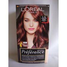 L'Oréal Coloration Permanente Récital Préférence - 5.56 Chatain Clair Acajou