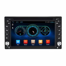 Android 4.4 quad core 2 din car stereo dvd gps player 6.2 radio mpt dvr OBD2